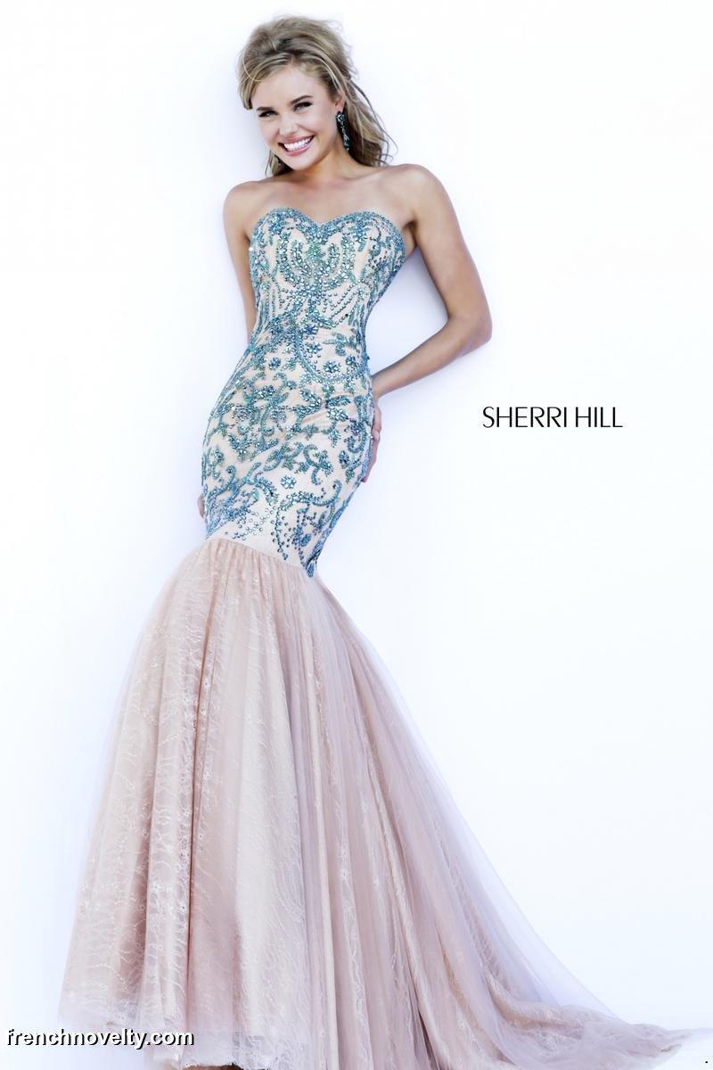 Sherri Hill Mermaid Dresses