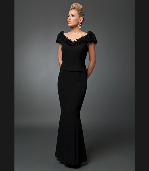 Wedding Gowns Houston Tx: Daymor Couture 2003 Ruffle Off The Shoulder Gown: French