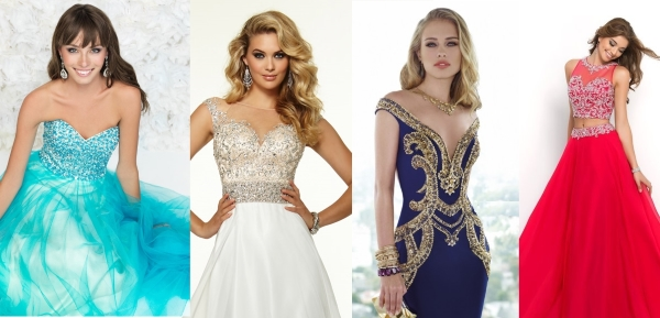 Prom 2015, Formal Evening, Bridesmaid and other Wedding Party Dresses