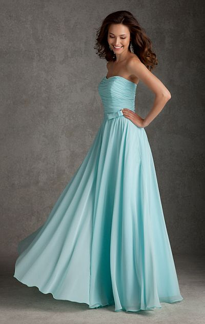 Angelina Faccenda Mori Lee 20423 Bridesmaid Gown French
