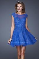 La Femme 20591 Short Party Dress image