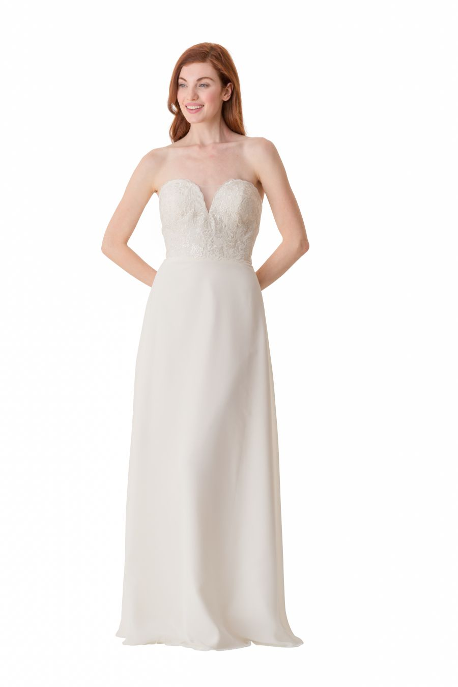 bari jay whites 2065 sequin bodice destination wedding dress french novelty. Black Bedroom Furniture Sets. Home Design Ideas