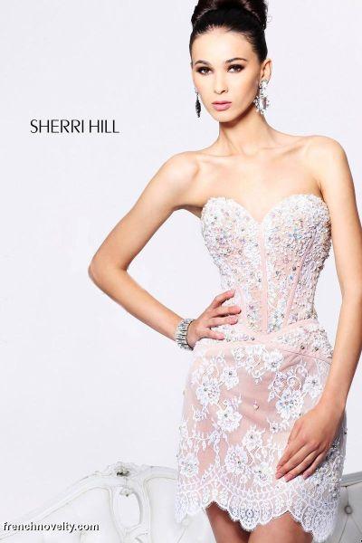 Jill S Fashions Bridal Cocktail Dress