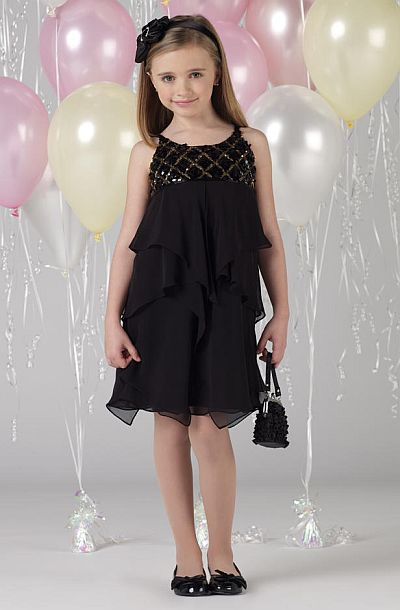 Tween Girl Party Dresses - Holiday Dresses