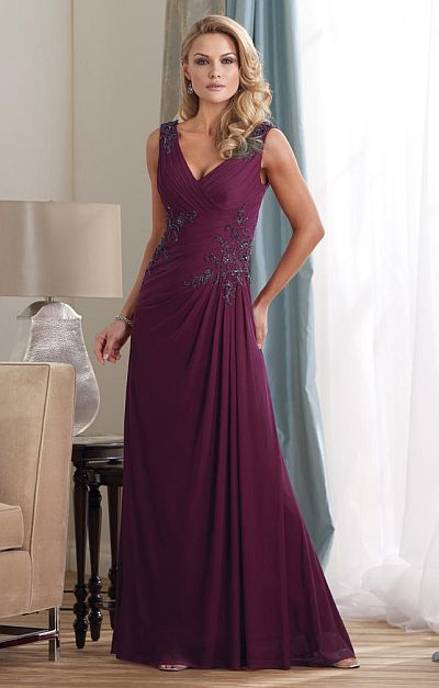 Fall 2012 Mother of the Bride Dresses Montage 212962: French Novelty