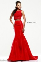 Sherri Hill 21372 Two Piece Evening Dress image