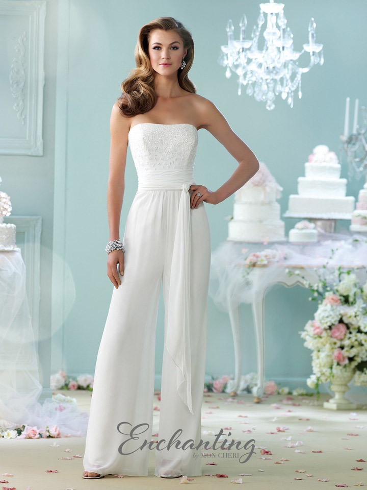 Enchanting By Mon Cheri 215103 Destination Wedding