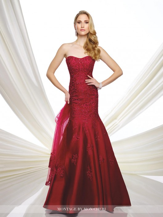 Montage 216979 Young Mothers Wedding Dress