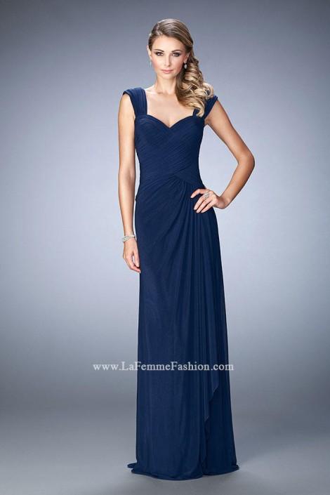 508af84906 La Femme 21783 Elegant Evening Dress  French Novelty