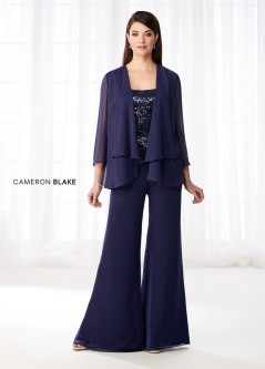 36eb61f000d Cameron Blake 218611 Lace Mother of the Bride Pantsuit.  398.00. Cameron  Blake 218621 MOB 4 Piece Pant Suit with Skirt