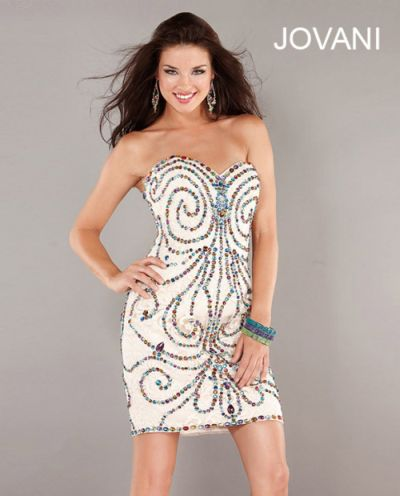 Jovani Short Cocktail Dresses