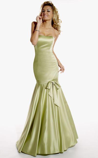 Satin Mermaid Dresses