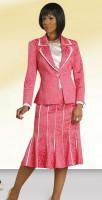 Chancelle 22734 Womens 3pc Church Suit image