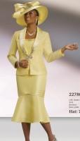 Chancelle 22780 Womens 3pc Church Suit image