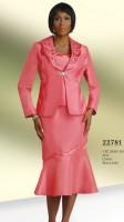 Chancelle 22781 Womens 3pc Church Suit image