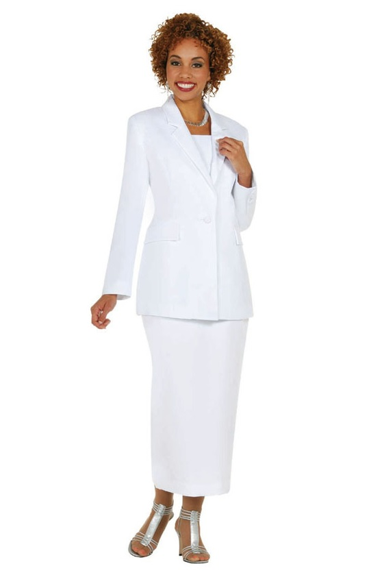 Ben Marc 2295 Womens Group Usher Suit French Novelty
