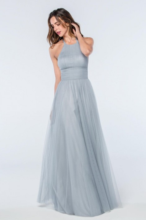 Watters 2302 Aale Flowy Bridesmaid Dress