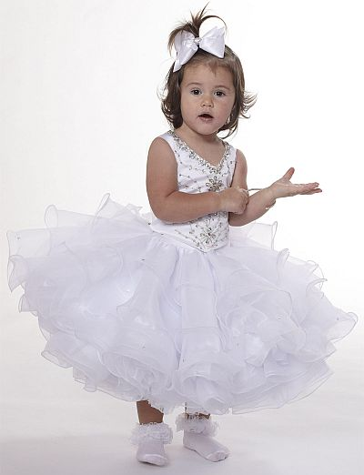 Cupcake Pageant Dresses For Girls