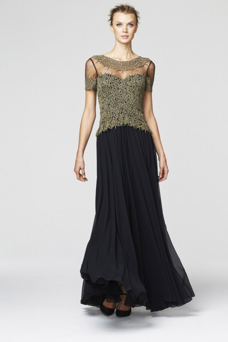 Daymor Couture Evening Dress