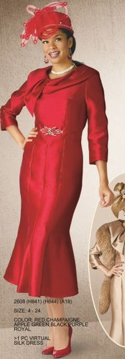 Lily and taylor 2608 womens silk dress french novelty for Virtual suit builder