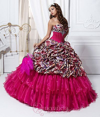 d271b50666 Quinceanera Dress 26703 by House of Wu  French Novelty