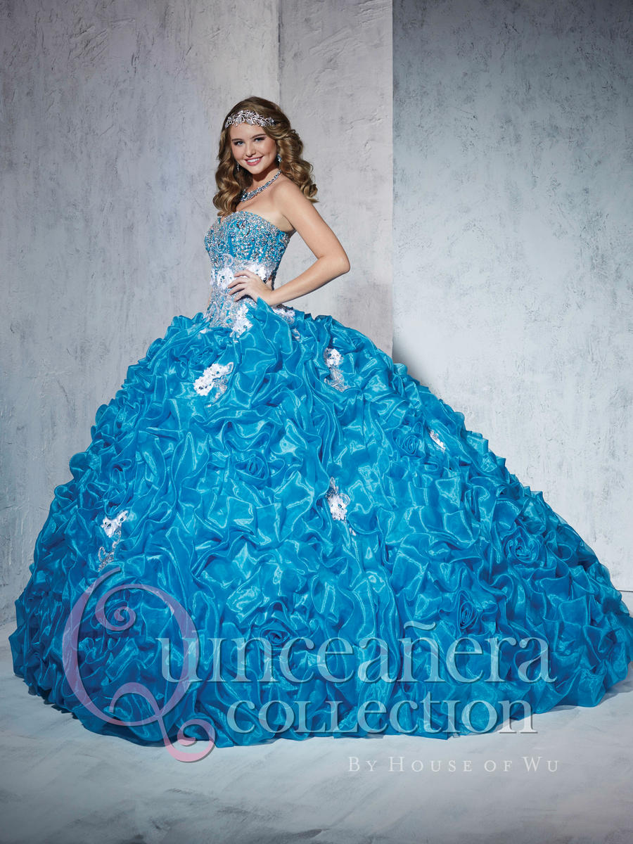 Quinceanera By House Of Wu 26778 Ballgown French Novelty