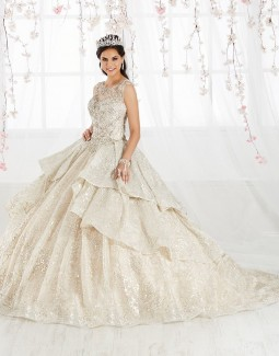 4953b5889f Quinceanera Collection by House of Wu  French Novelty