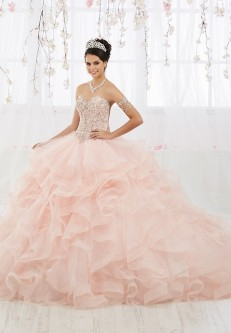 f0d3f0359b Quinceanera Collection by House of Wu: French Novelty