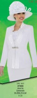 Ben Marc Franccesca Bellini 27355 Womens Suit image