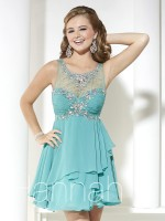 Hannah S 27910 Short Party Dress image