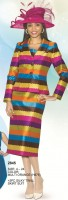 Lily and Taylor 2845 Womens Church Skirt Suit image