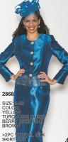 Lily and Taylor 2868 Womens Church Suit image