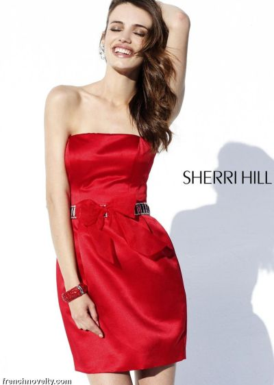 sherri hill holiday party cocktail dress 2871