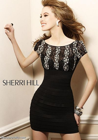 Sexy And Sophisticated Sherri Hill Dresses 2935