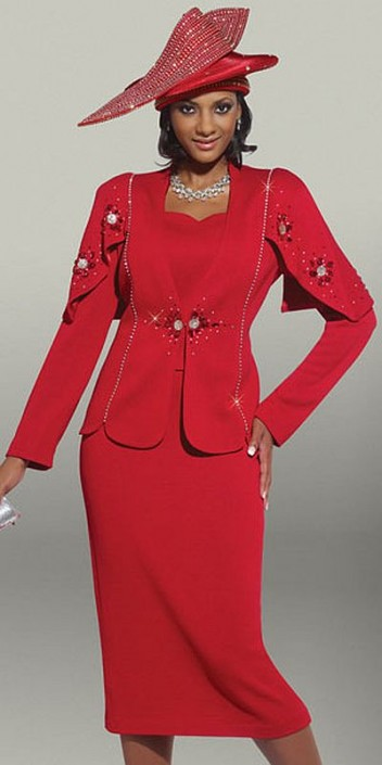 f650c0a8282 Donna Vinci Knits 2947 Womens Church Suit  French Novelty