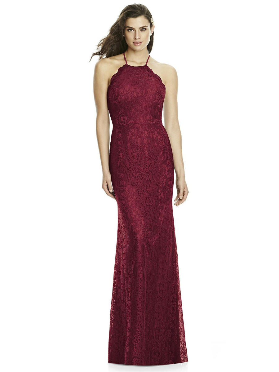 Dessy collection 2995 halter lace bridesmaid dress french novelty ombrellifo Gallery