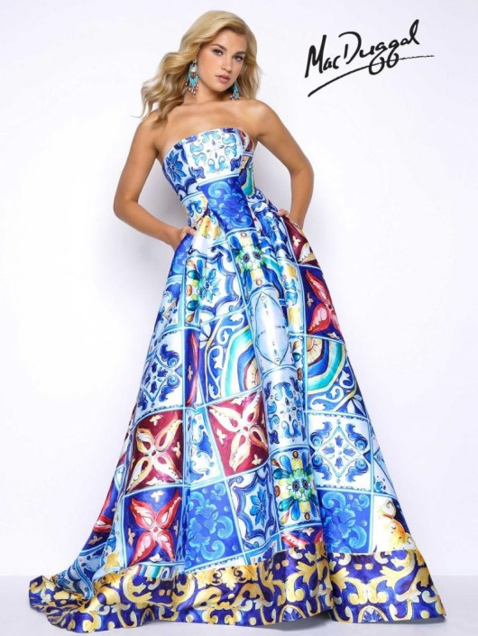 macdougall prom dress
