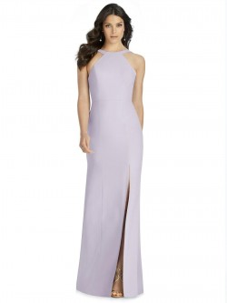 9bde58524a Dessy Collection 3039 Open Back Bridesmaid Gown