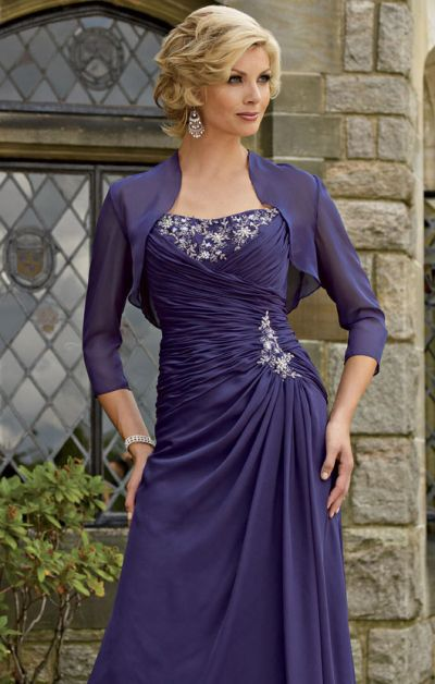 Caterina by Jordan Fashions Mother of the Bride Jacket Dress 3041 ...
