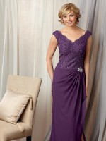 Caterina 3042 Lace Chiffon Mother of the Bride Dress image