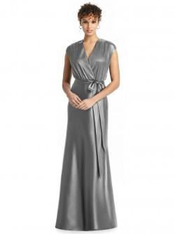 0a88d959c90 Dessy 3050 Stretch Blouson Bridesmaid Dress