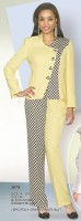Lily and Taylor 3079 Womens Church Pant Suit image