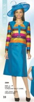 Lily and Taylor 3084 Womens Church Jacket Dress image