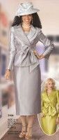 Lily and Taylor 3104 Womens Church Suit image