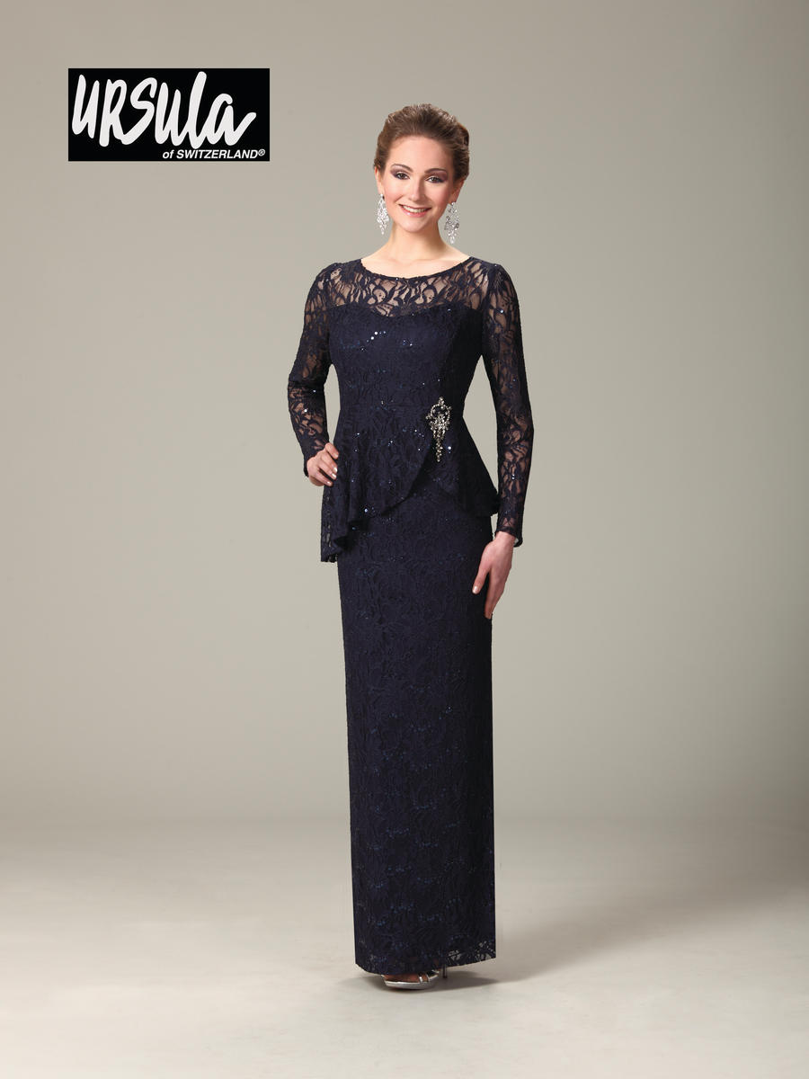 Ursula Of Switzerland 31292 Lace Mother Of The Bride Dress