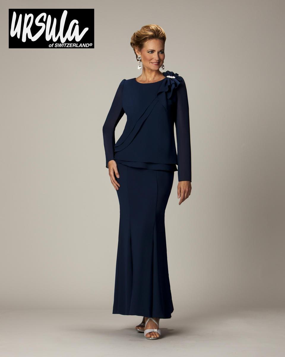 Ursula 31306 Long Mother Of The Bride Dress