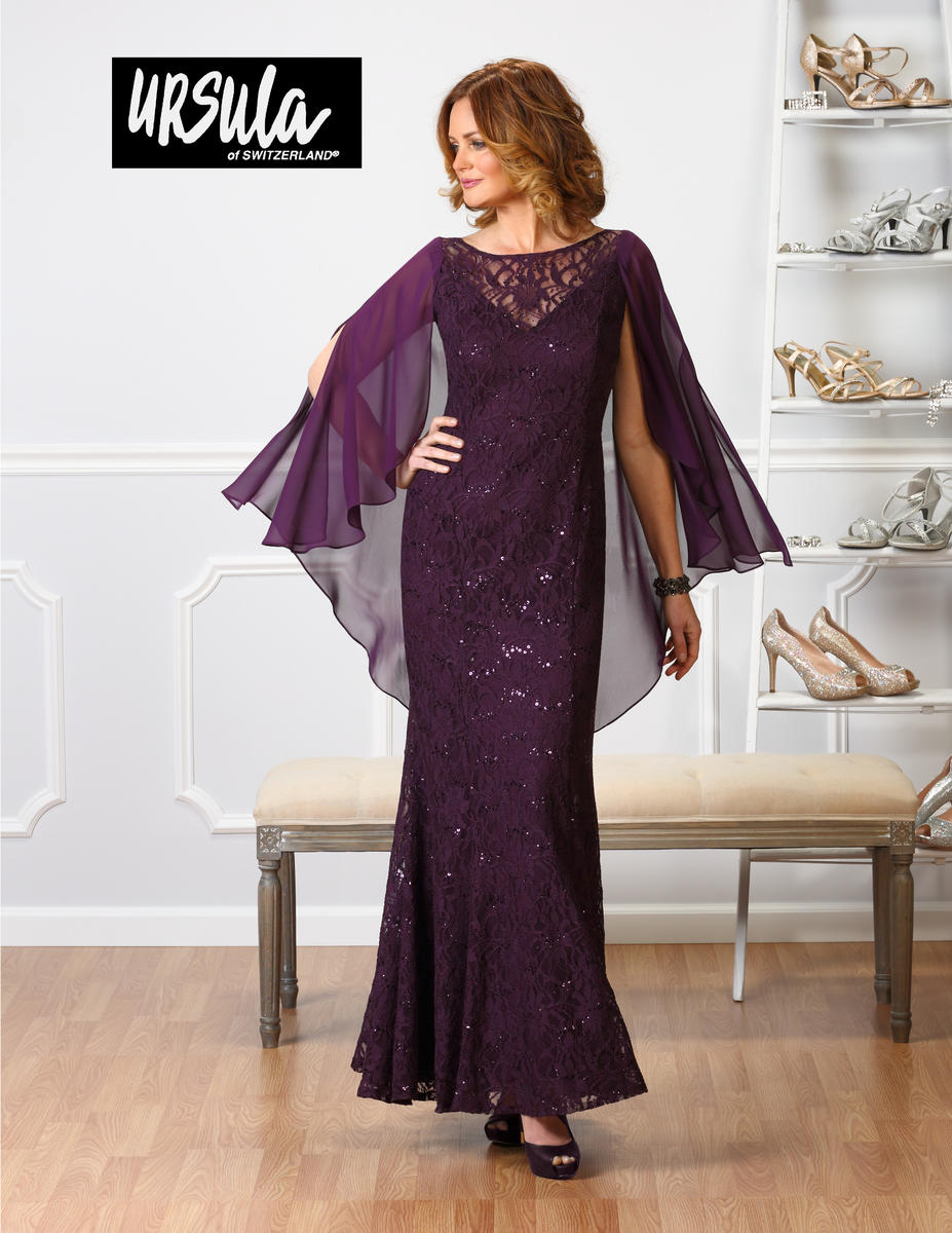 Ursula of Switzerland Dresses
