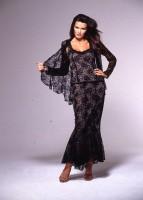 Damianou 3186 Three Piece Mothers Metallic Lace Dress image