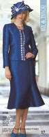 Lily and Taylor 3189 Womens 3pc Church Suit image