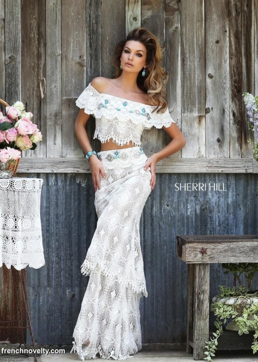 South West Style Wedding and Prom Dresses